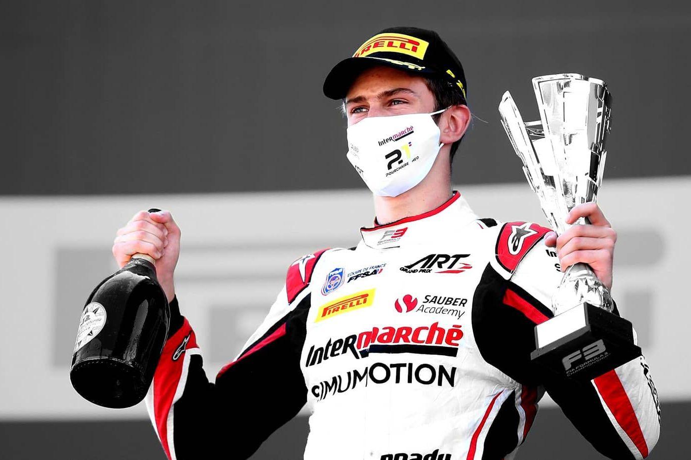 La F1 en ligne de mire pour Theo Pourchaire !