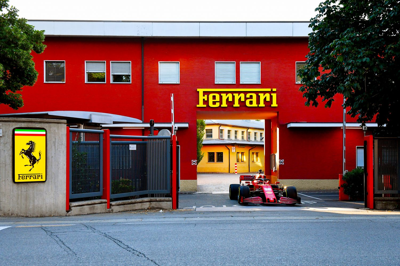 Un temps d'arrêt dans la bonne dynamique Ferrari?