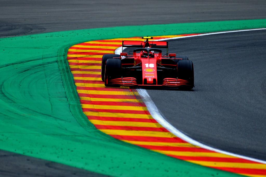 © Ferrari - Pas de sanction pour Leclerc