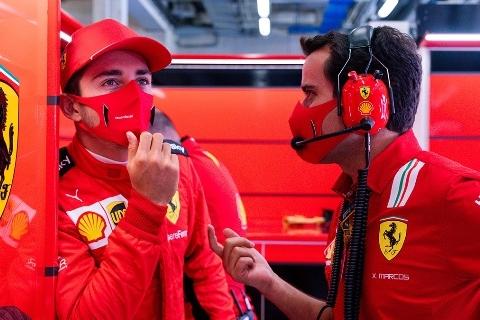 © Ferrari - Leclerc ravi d'une sixieme place sur la grille en Hongrie
