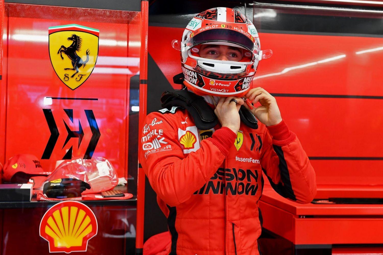 © Ferrari - Charles Leclerc n'a pas cherché la performance