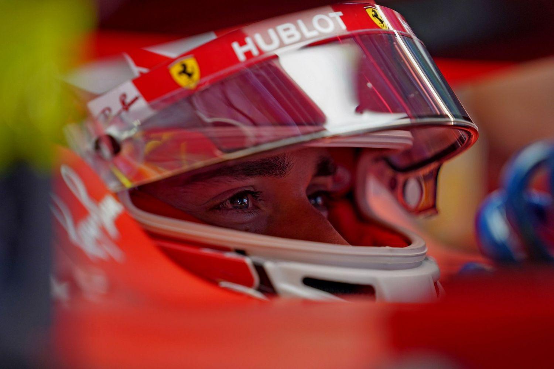 © Ferrari - Charles Leclerc n'y va pas par quatre chemins : il prend la responsabilité de son accrochage avec son équipier Vettel au départ !