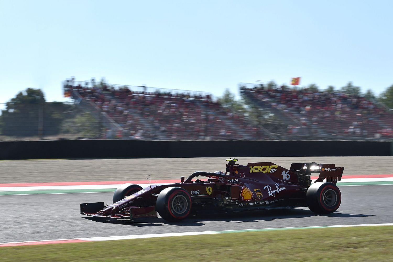 © Ferrari - Charles Leclerc s'élance de la 5e place ce dimanche devant le public du Mugello