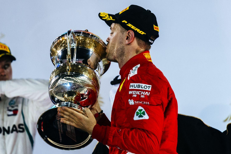 Vettel recordman de victoires à Bahreïn avec ses 4 succès