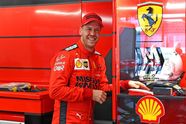 © Ferrari- La Scuderia souhaite prolonger rapidement Vettel