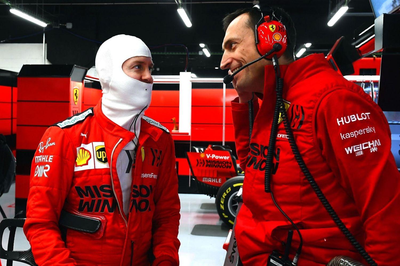 © Ferrari - Vettel reste perplexe face au DAS de Mercedes