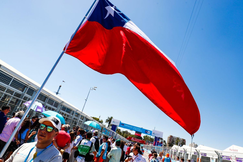 © Formula E - L'ePrix de Santiago reporté pour cause de Covid 19