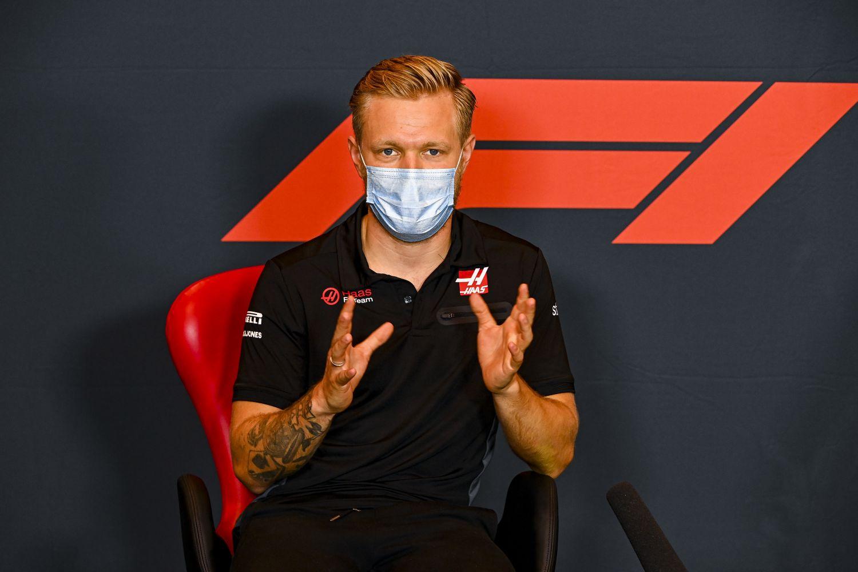 Kevin Magnussen en paix avec lui même pour ce qui semble être sa tournée d'adieux en F1.