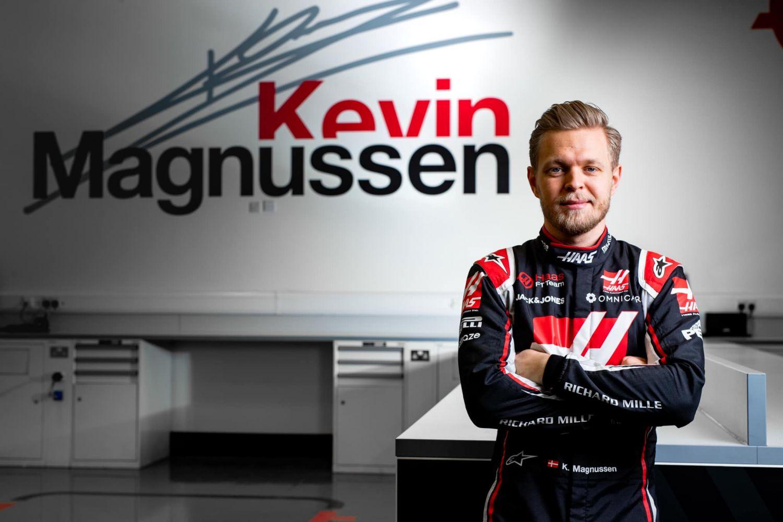 © Haas F1 Team - Fin de l'aventure pour Grosjean, comme pour Magnussen !