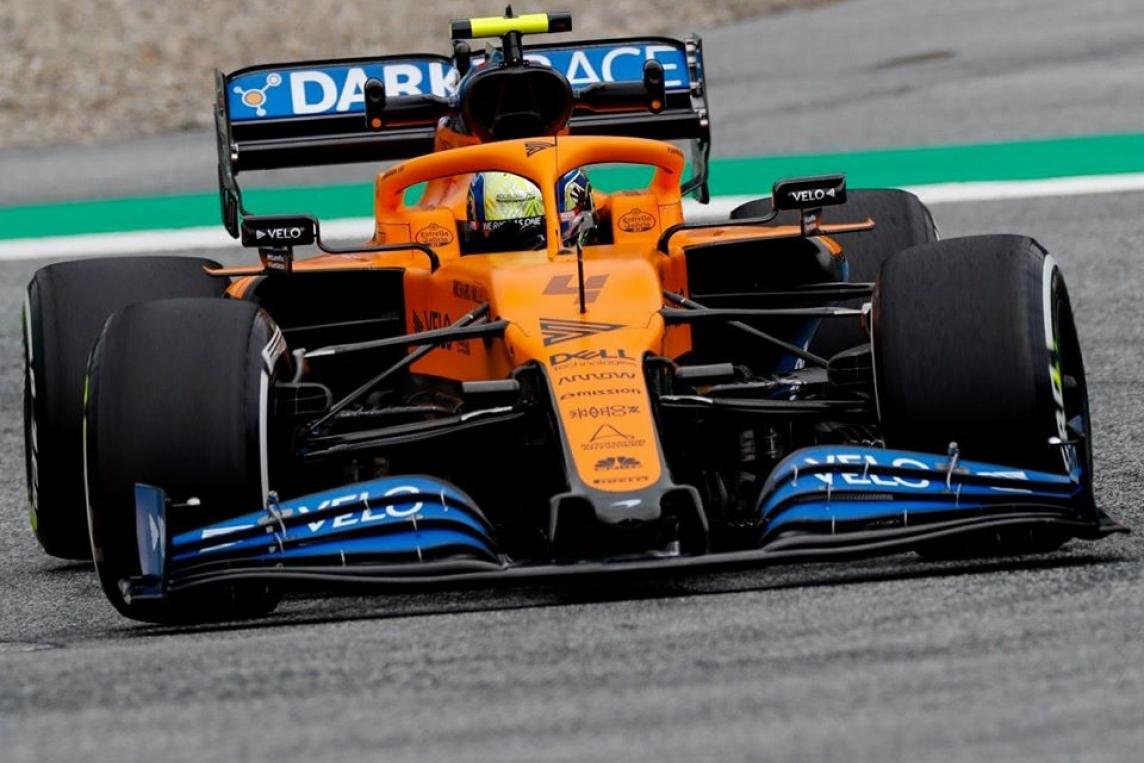 © McLaren - Lando Norris va-t-il convertir sa belle 4e place des qualifications ?