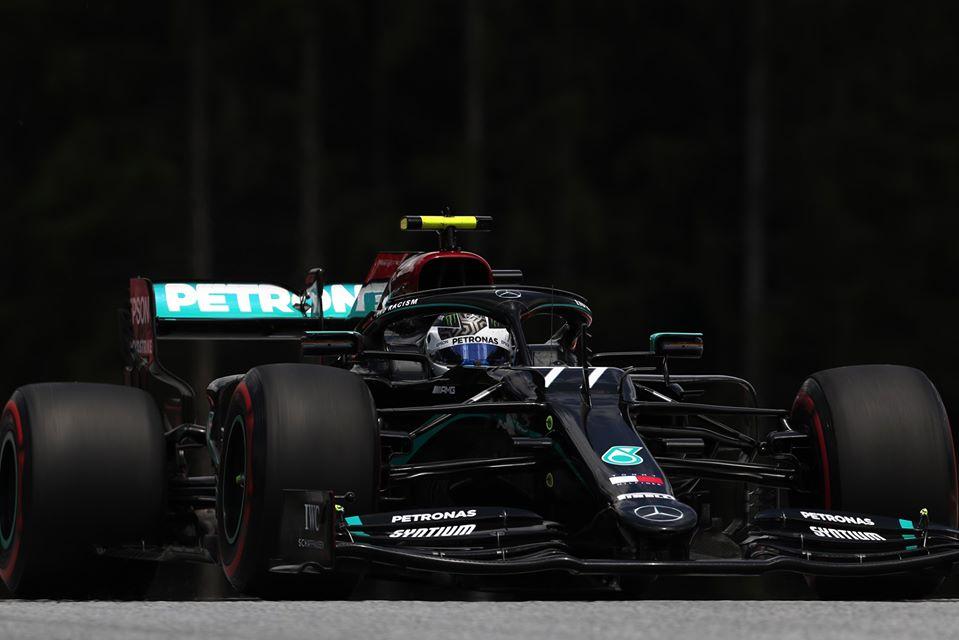 Grand Prix des 70 ans - Qualifications : Bottas sur les terres d'Hamilton, devant Hulkenberg