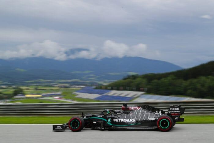 © Mercedes - Lewis Hamilton ne marque que 12 points pour l'ouverture de la saison