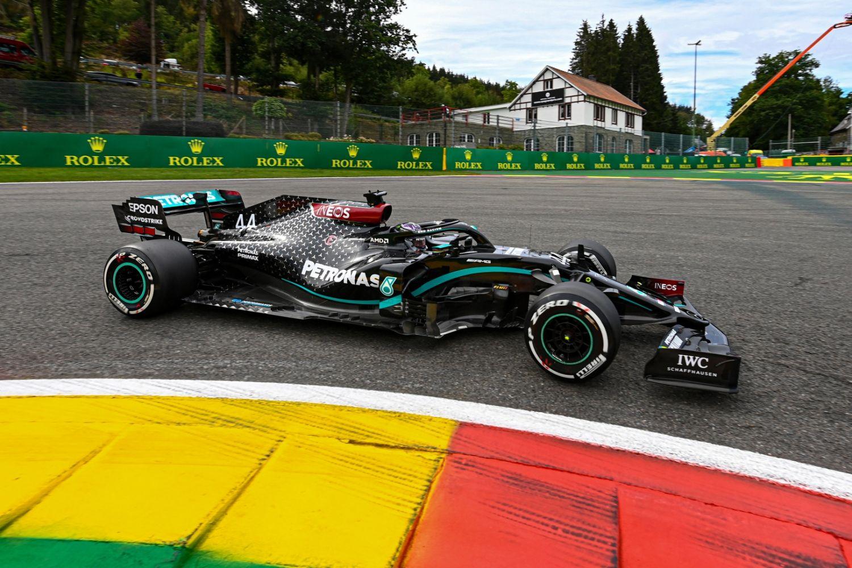 Hamilton juge difficile sa victoire en Belgique