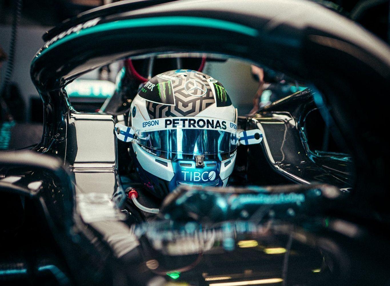 © Mercedes - Valtteri Bottas, leader de la troisième séance d'essais libres