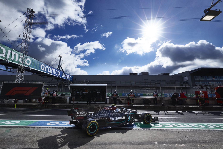 Suspens au Nürburgring avant la course !