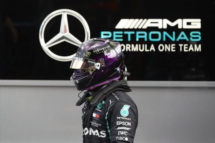 © Mercedes - Hat-trick pour Lewis Hamilton en hongrie