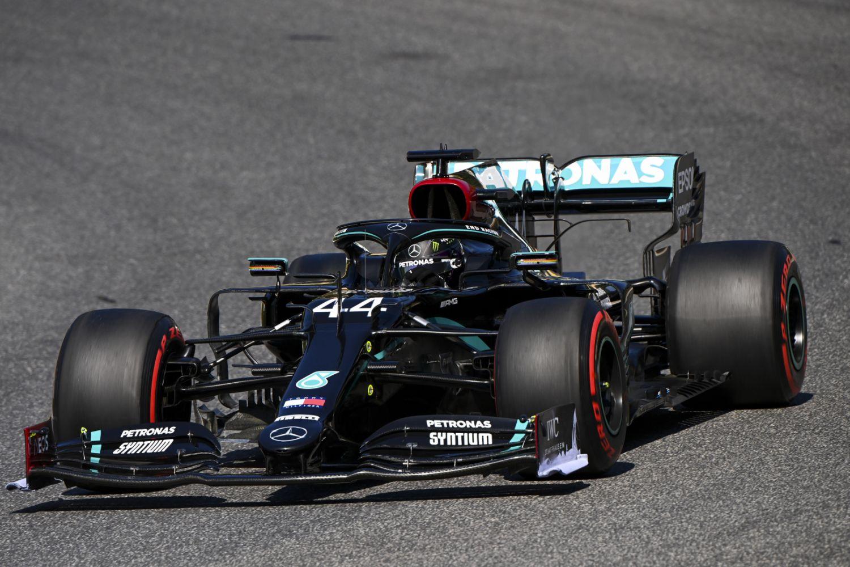 © Mercedes - Retour sur la plus haute marche du podium pour Hamilton, victorieux au Mugello !