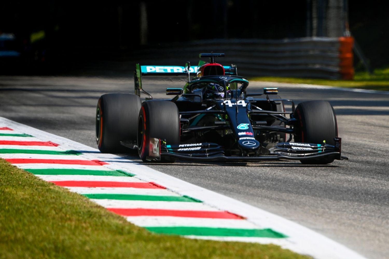 © Mercedes - 94e pole et vitesse absolue pour Lewis Hamilton !