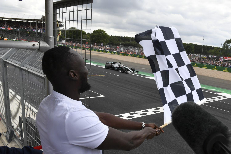 La ligne droite de Silverstone rebaptisée « Hamilton » en hommage au pilote