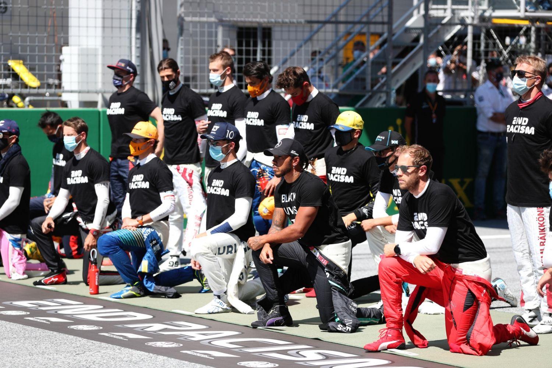 Boycott des réseaux sociaux par certains pilotes de F1 :