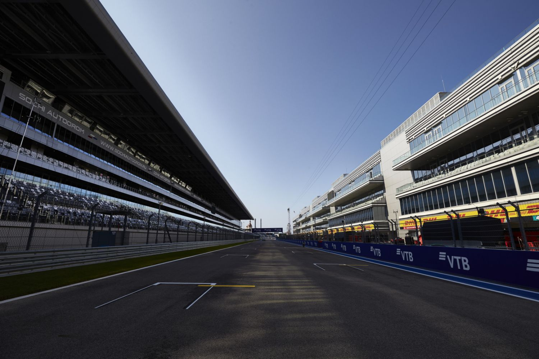 L'Autodrom de Sotchi accueillera t-il la F1 après 2023 ?