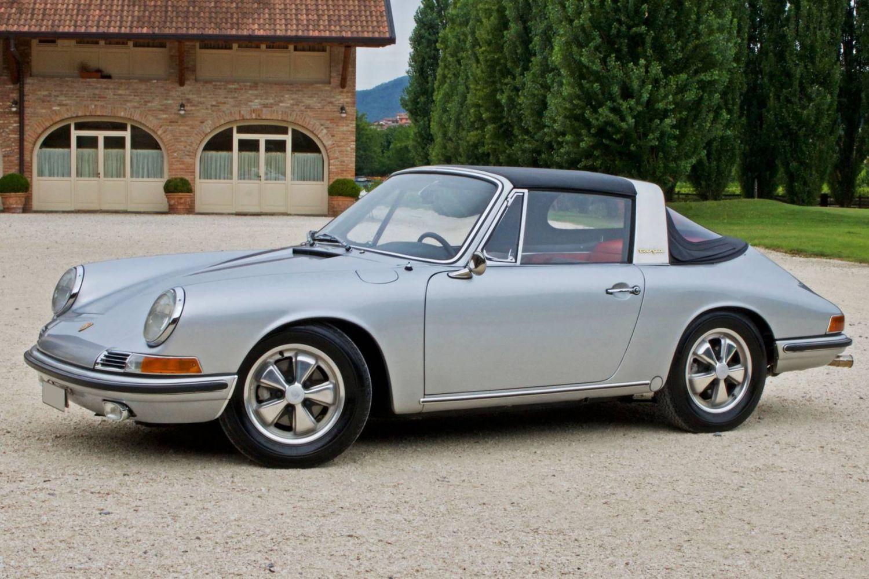 1967 Porsche 911 Targa © 2016 Classic Driver & Autoclass SRL