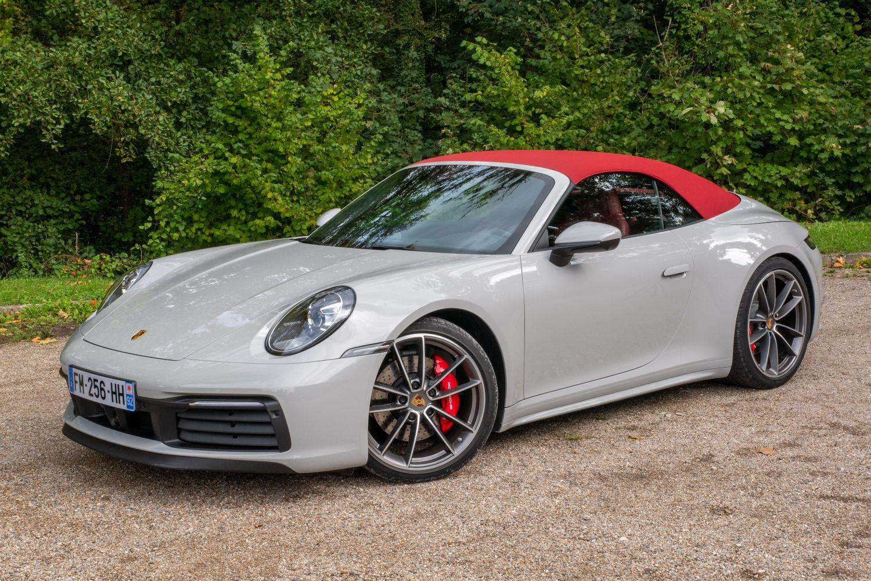 © Motors Inside - La référence 911 : une ligne pure, intemporelle et reconnaissable entre toutes.