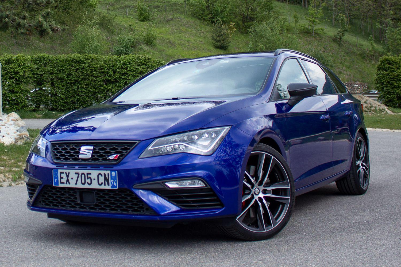 © Motors Inside - La Seat Cupra ST, un break performant et abordable