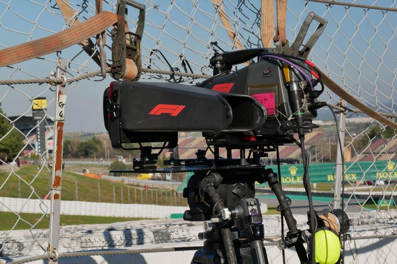 © Motors Inside / R. Mathon - Les caméras de F1 autour du circuit