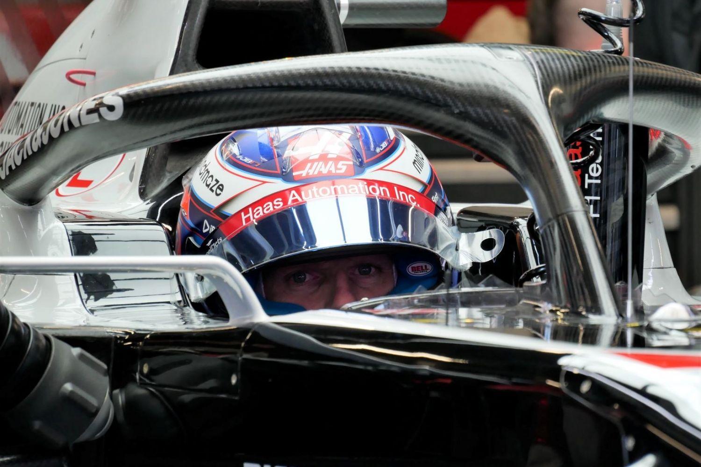 © Haas - Romain Grosjean n'est pas passé loin d'un bon résultat