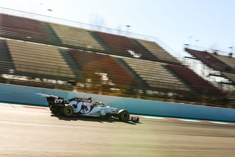 © Motors Inside - Les vortex à l'arrière de l'Alfa Roméo