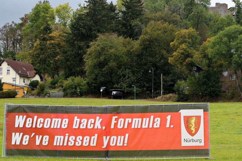 © Nürburgring - Le circuit n'attend plus que le coup d'envoi de la FP1 vendredi !