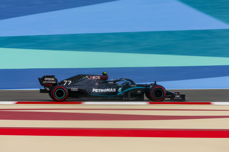 © Pirelli - Valtteri Bottas a signé sa cinquième pole de la saison