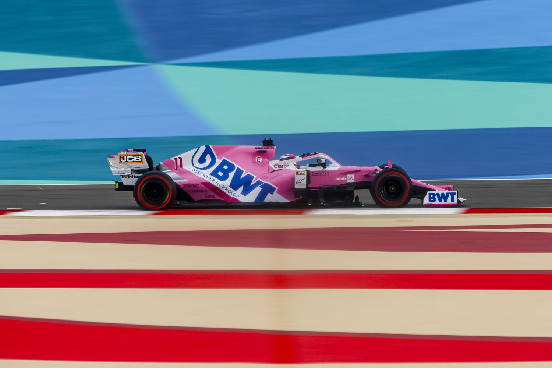 La BWT Racing Point