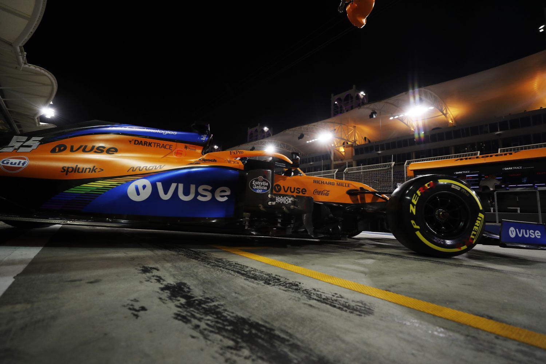 © Pirelli - Belle opération pour McLaren à Bahreïn