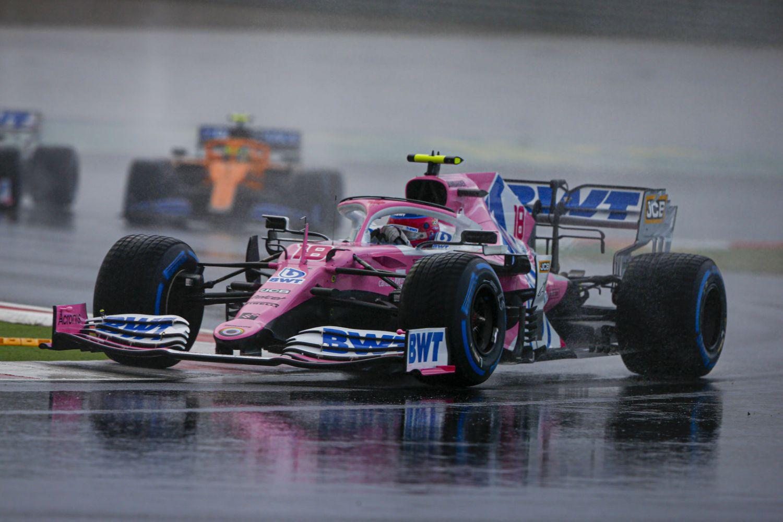© Racing Point - Un des enjeux de cette course, la bataille pour la 3ème place constructeur entre Renault, McLaren et Racing Point