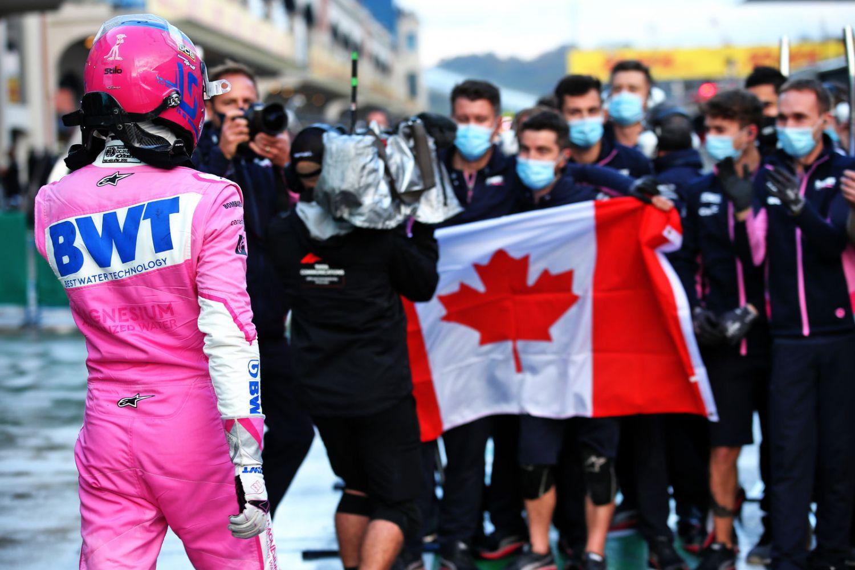 © Racing Point- Une course en demi teinte pour Lance Stroll