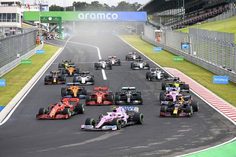 Trois équipes resteront après la course pour effectuer des tests
