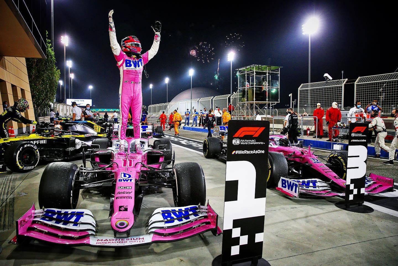 Retour en chiffres sur un GP de Sakhir record