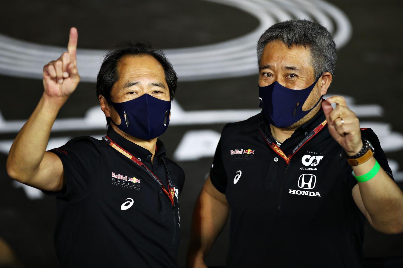© Red Bull - Les 4 motoristes actuels sur la grille jusqu'en 2025 au moins