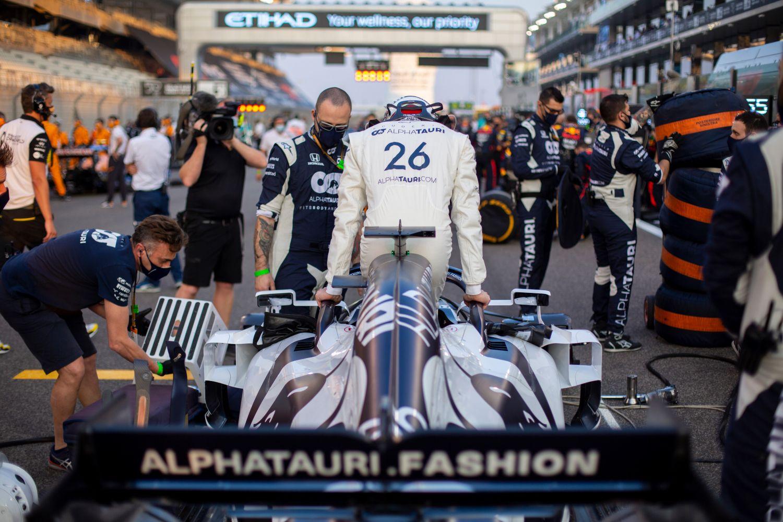 © Red Bull - Le russe Daniil Kvyat est nommé pilote réserve chez Alpine pour 2021
