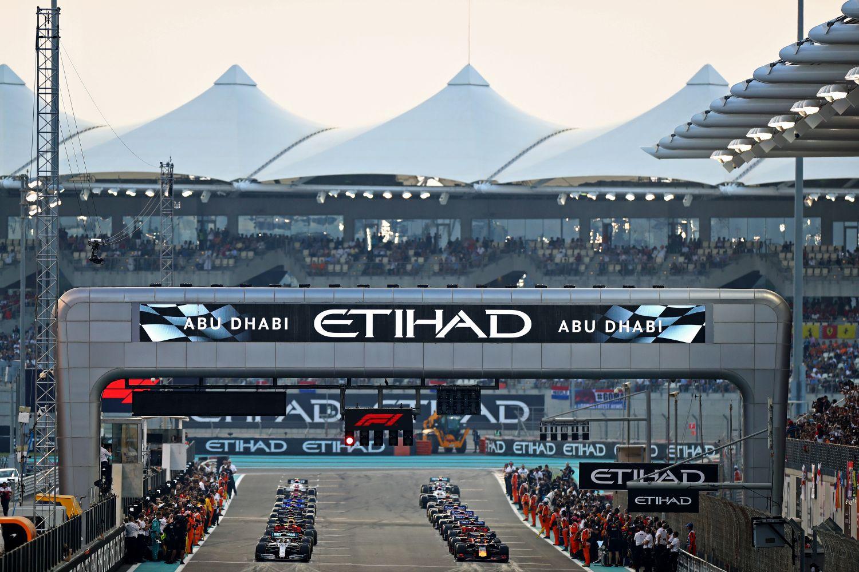 © Red Bull - Retour sur les chiffres importants du Grand Prix d'Abu Dhabi