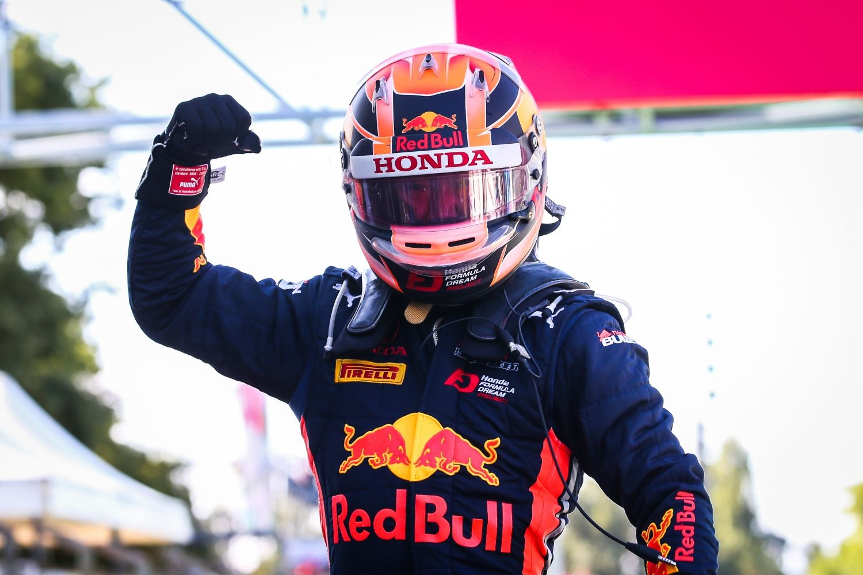 © Red Bull - Yuki Tsunoda parviendra-t-il à briller ?