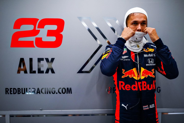© Red Bull - Malgré une saison compliquée Albon finit cette saison 2020 à la 7ème position
