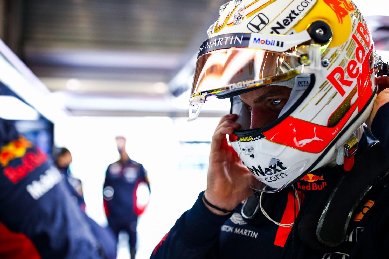 © Red Bull - Incroyable pole position de Verstappen à Yas Marina
