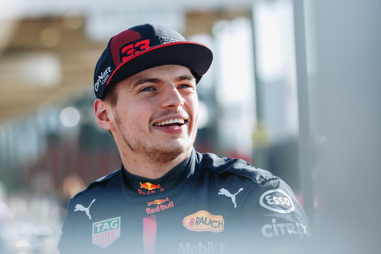 © Red Bull - Max Verstappen aura-t-il le sourire à la fin de la course ?