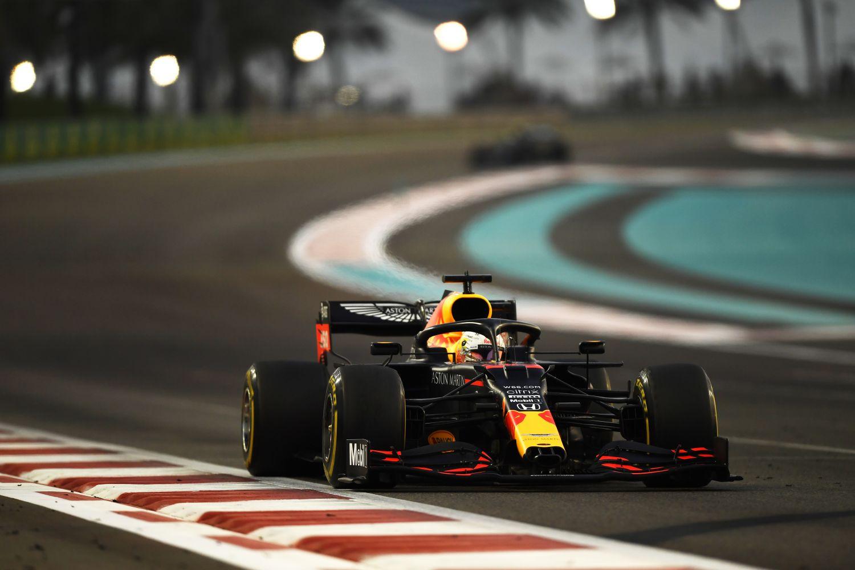 Max Verstappen a remporté la dernière course de 2020 à Abu Dhabi !
