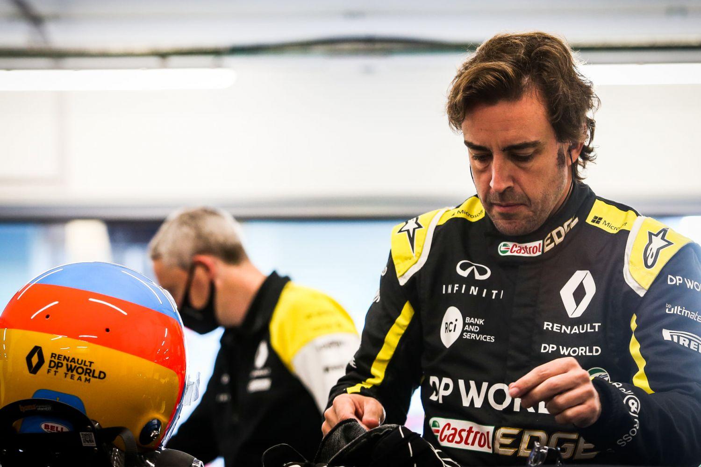 © Renault - Alonso peaufine son retour en F1