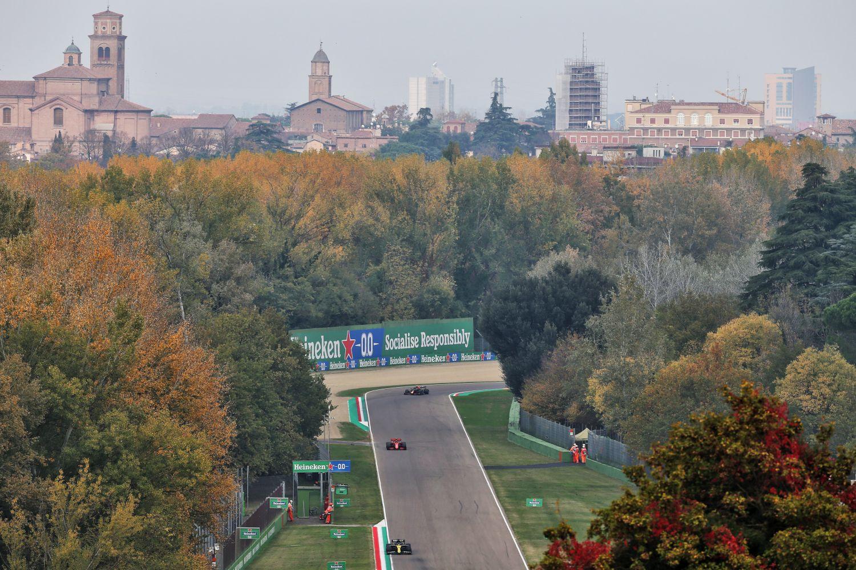 L'Autodromo Internazionale Enzo e Dino Ferrari accueille le 2ème GP d'Emilie Romagne