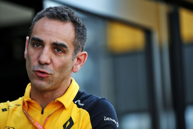 © Renault - Cyril Abiteboul quitte Renault